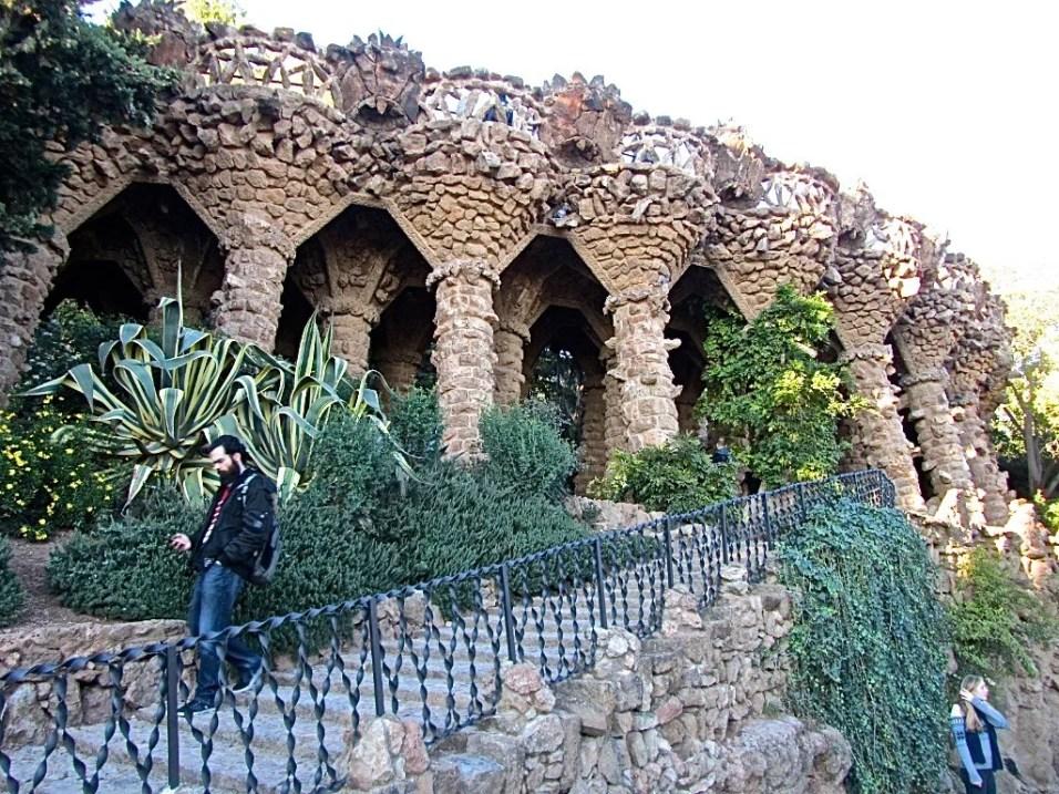 Parc Güell - Barcellona (Spagna)