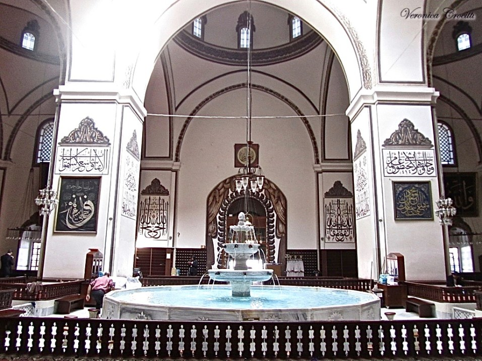 Grande Moschea - Bursa (Turchia)