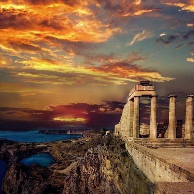 Rodi, la più bella del Dodecaneso: dove dormire e cosa vedere•Scorci ...