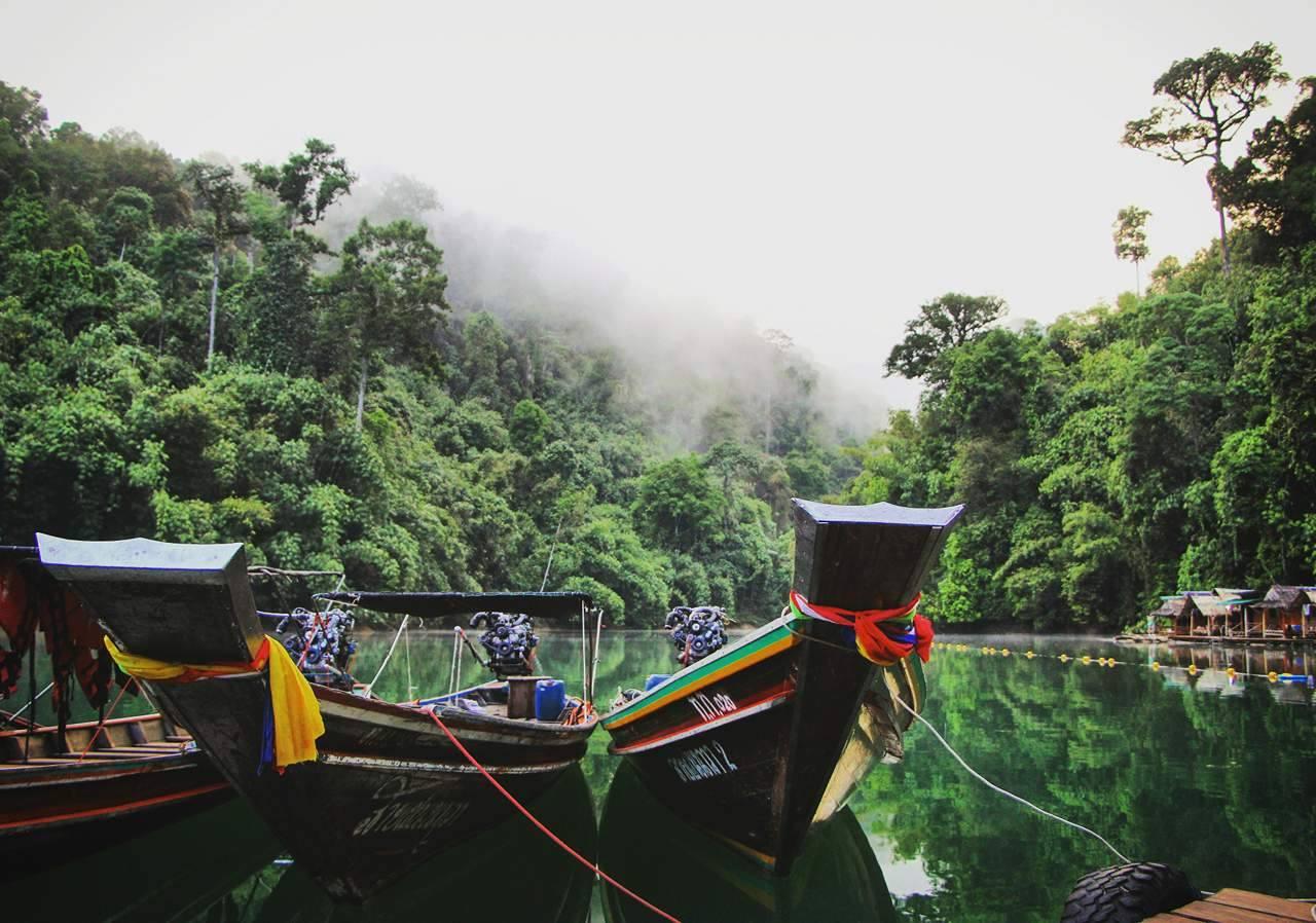 Khao Sok Thailandia