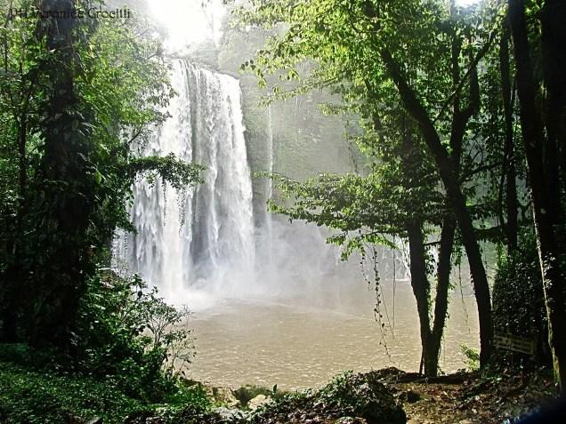 Cascate Misol-ha - Chiapas (Messico)