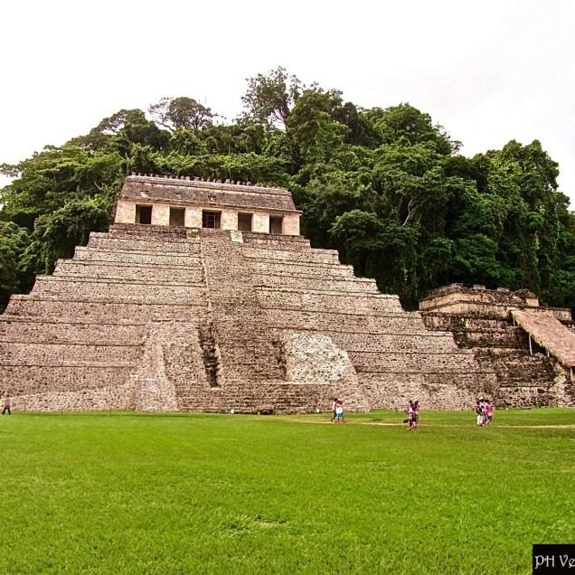 Sito Archeologico Palenque - Messico