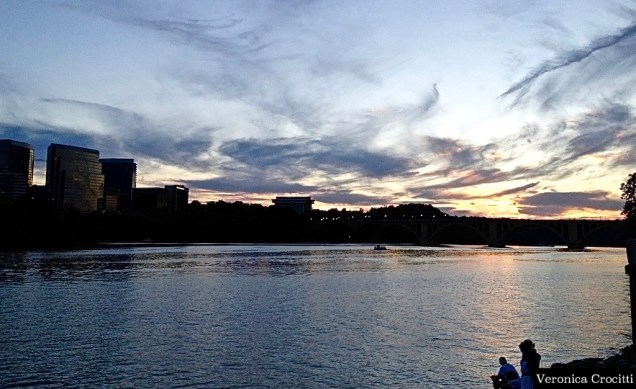 Fiume Potomac - Washington DC