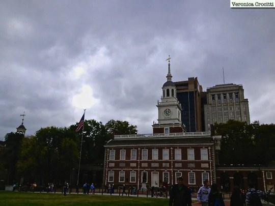 Indipendence Hall, Philadelphia - Stati Uniti d'America