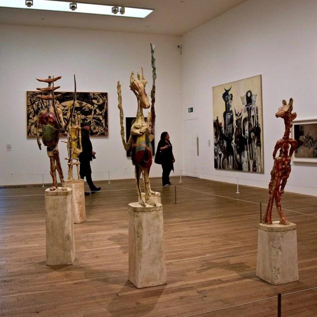 Level 2, In The Studio (Pollock) - Tate Modern (Londra - Inghilterra)