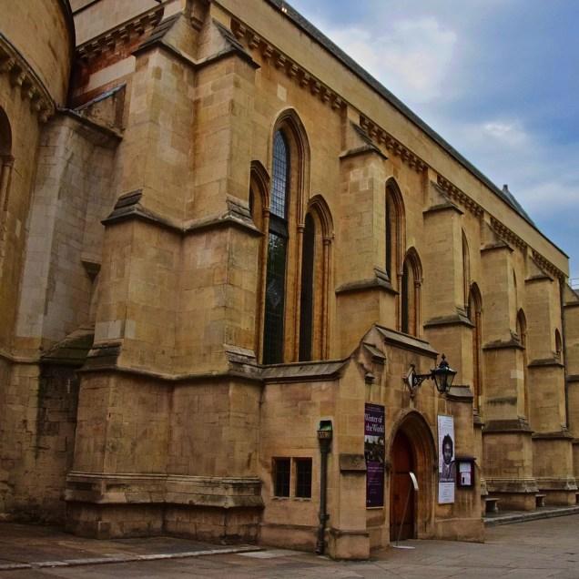 Temple Church - Londra (Inghilterra)