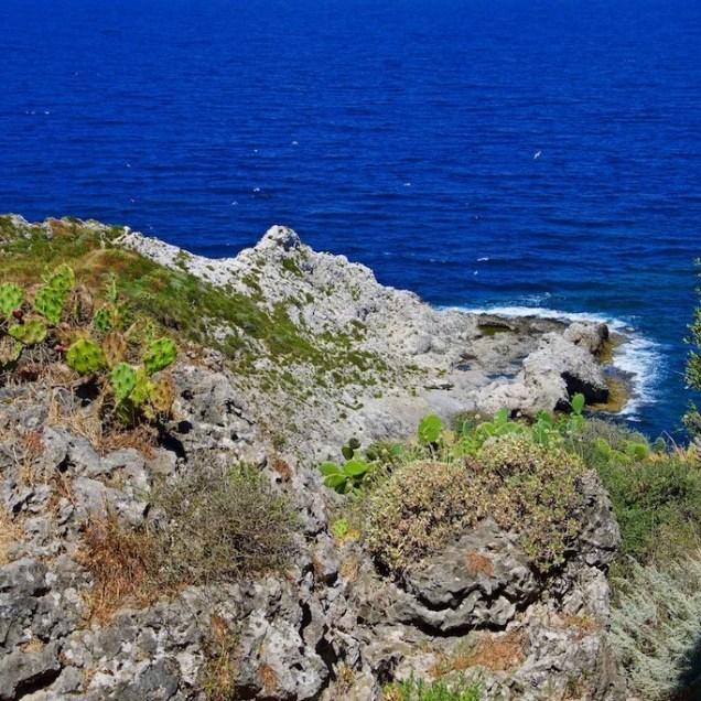 Sentiero Piscine di Venere - Milazzo (Sicilia)