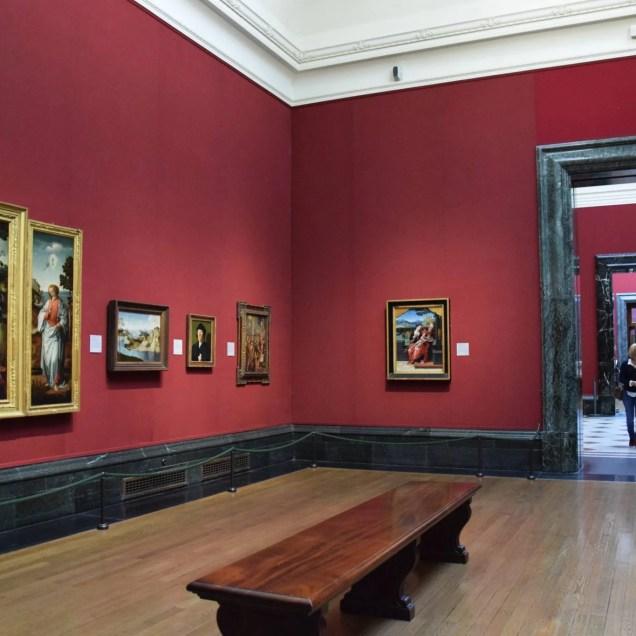 National Gallery - Londra (Inghilterra)