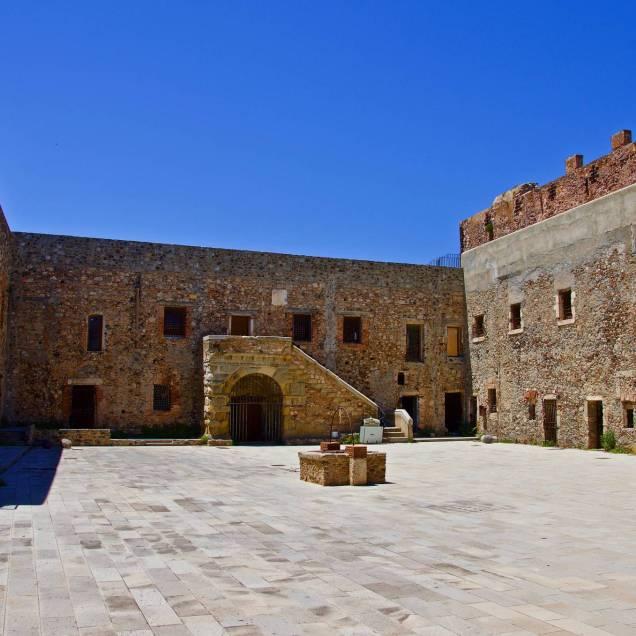 Mastio, Castello di Milazzo (Messina - Sicilia)