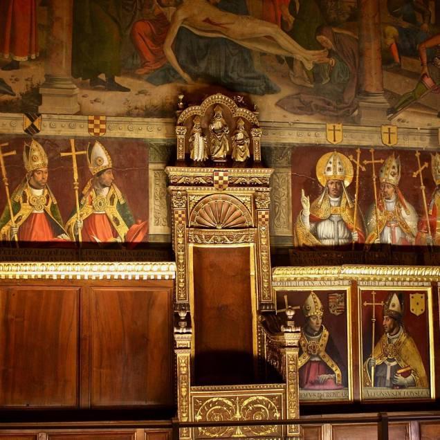 Sagrestia Cattedrale di Toledo, Spagna