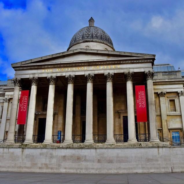 National Gallery, Londra (Inghilterra)-min