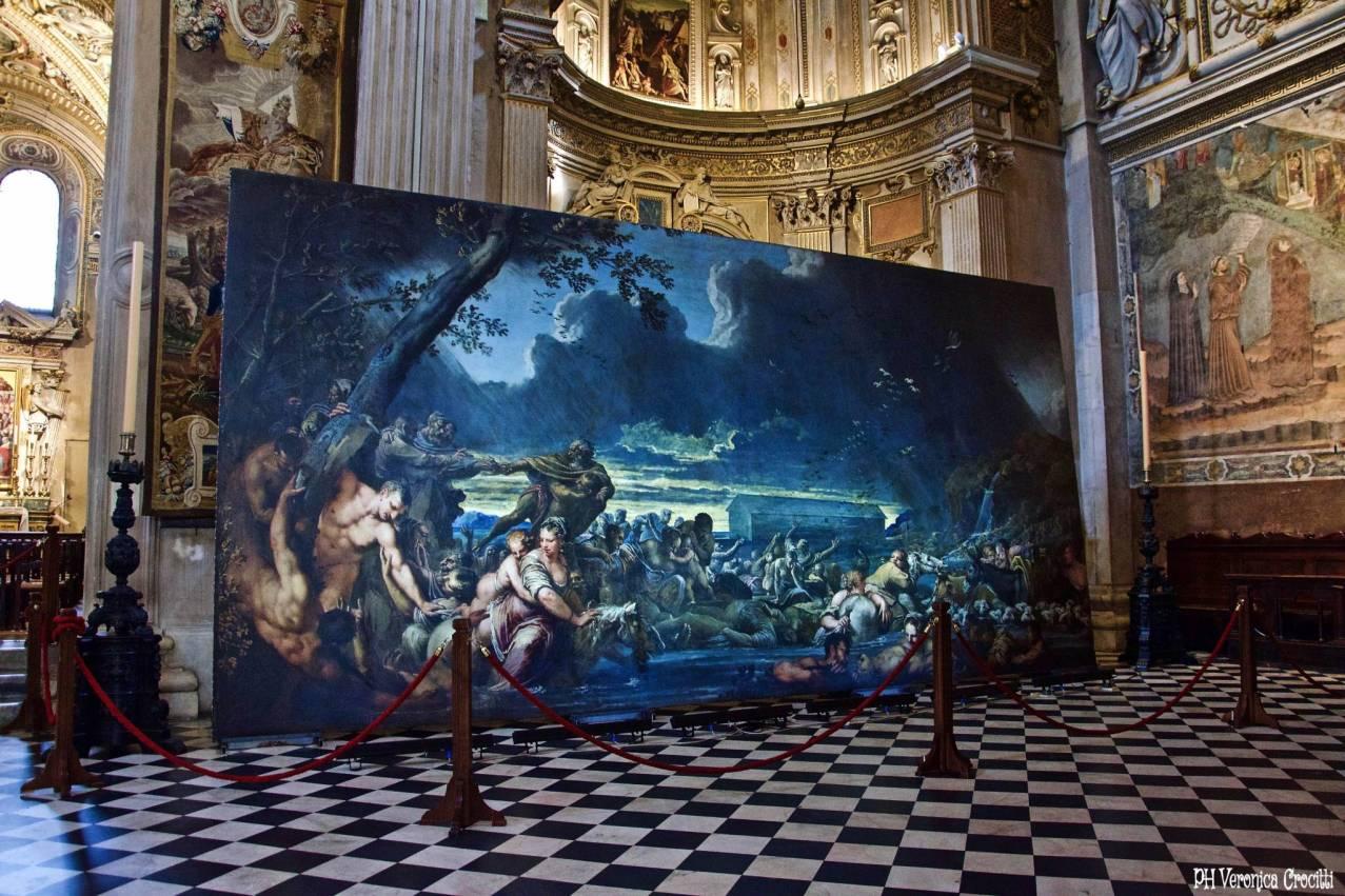 Basilica Santa Maria Maggiore, Bergamo Alta (Lombardia - Italia)