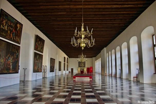 Stanze Reali, Castello di Amleto - Krongborg Castle (Helsingōr - Danimarca)