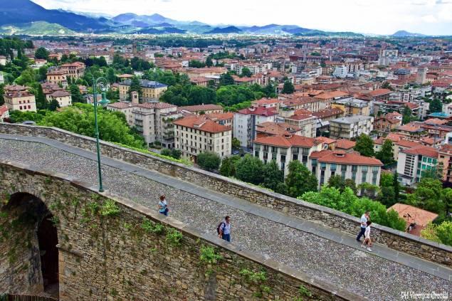 Mura veneziane, Bergamo (Lombardia - Italia)