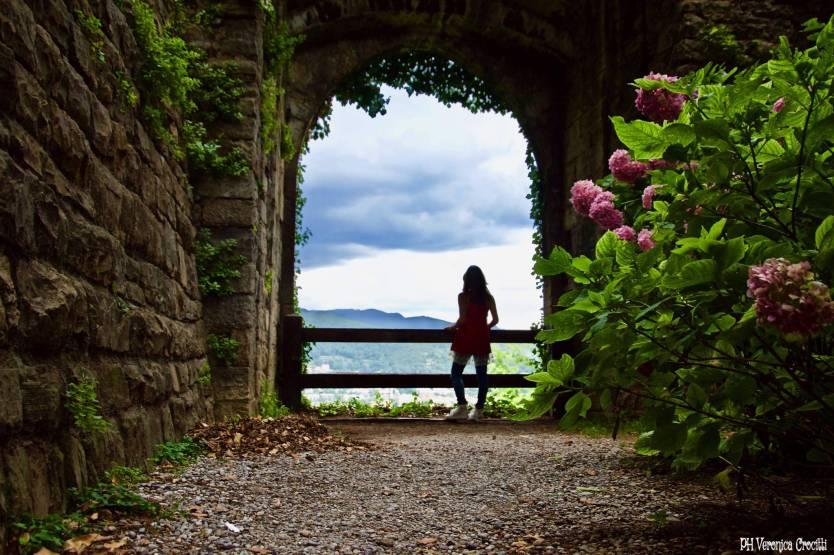 Parco delle Rimembranze, Bergamo Alta (Lombardia - Italia)