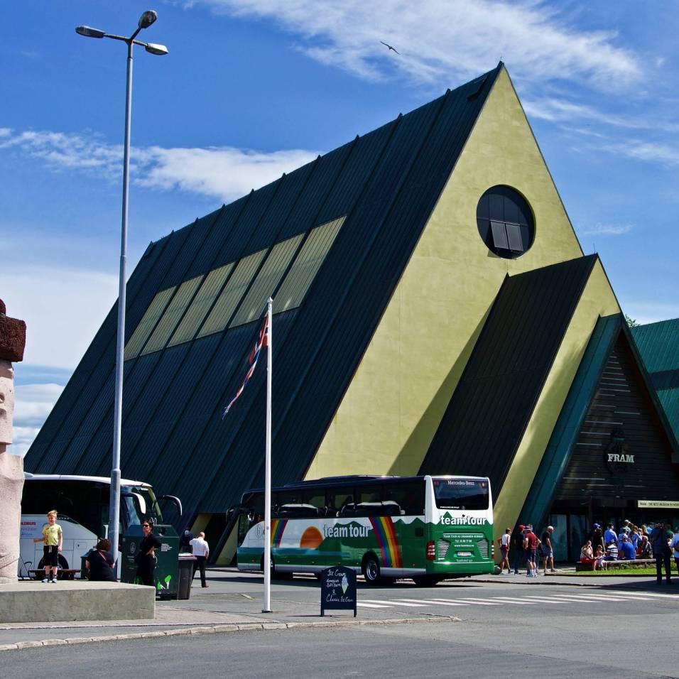 Museo Fram - Oslo, Norvegia