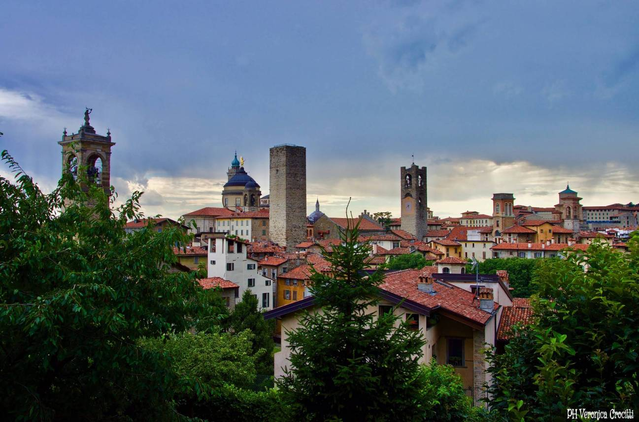 Bergamo Alta (Lombardia - Italia)