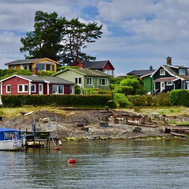 Lindøya - Oslo, Norvegia