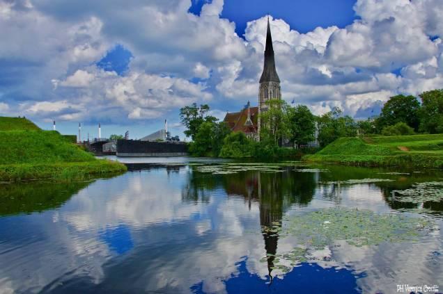 St Alban's Church - Copenaghen, Danimarca