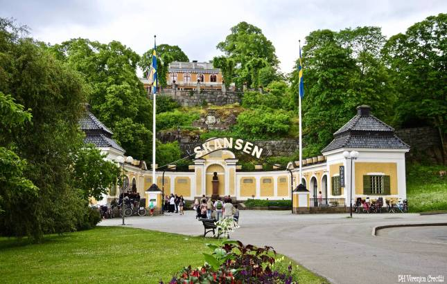 Skansen - Stoccolma, Svezia