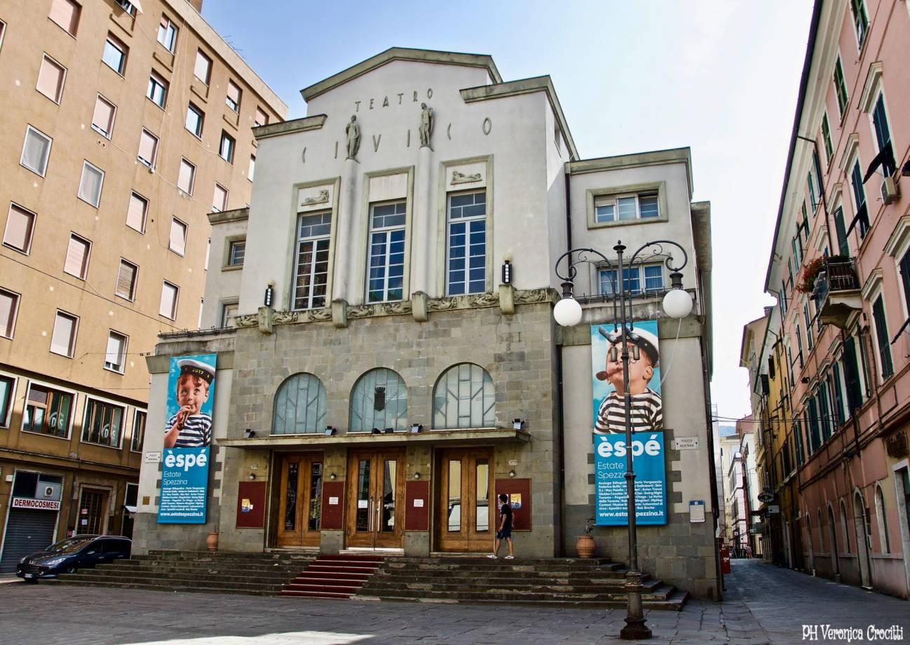 Teatro Civico - La Spezia (Liguria, Italia)