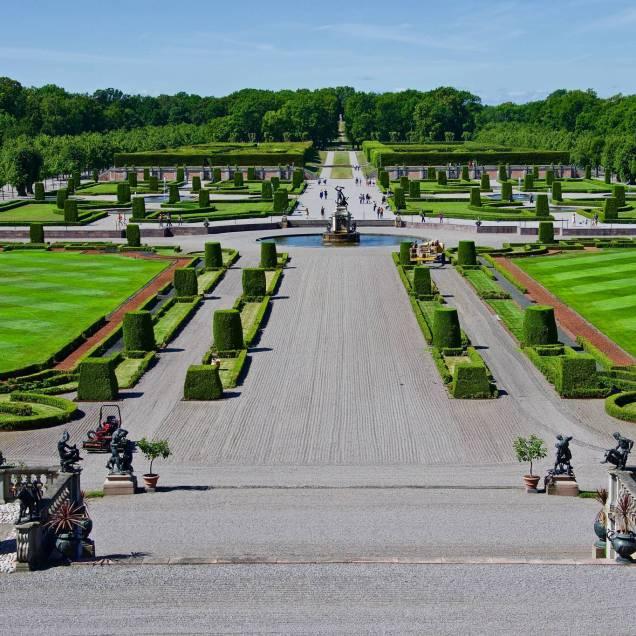 Castello di Drottningholm - Stoccolma, Svezia