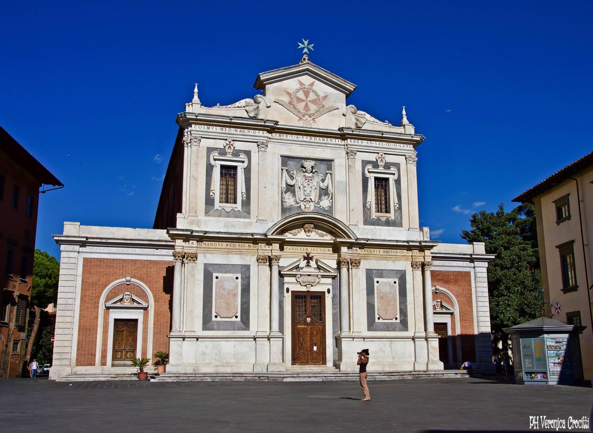 Piazza dei Cavalieri - Pisa, Italia