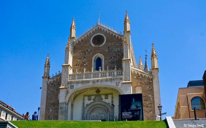 San Jerónimo el Real - Madrid, Spagna