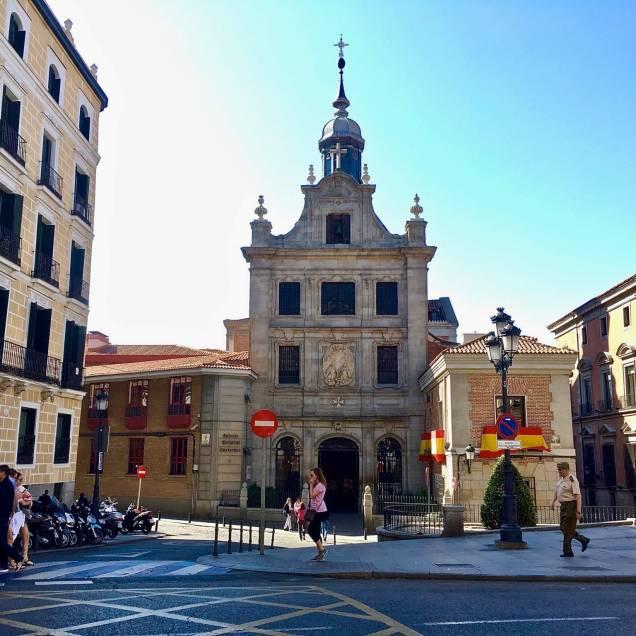 Cattedrale del Sacramento - Madrid, Spagna
