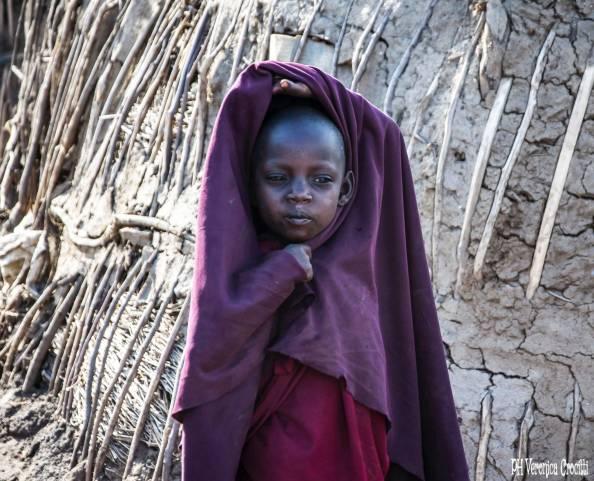 Masai Village (Villaggio Masai) - Tanzania (Africa)