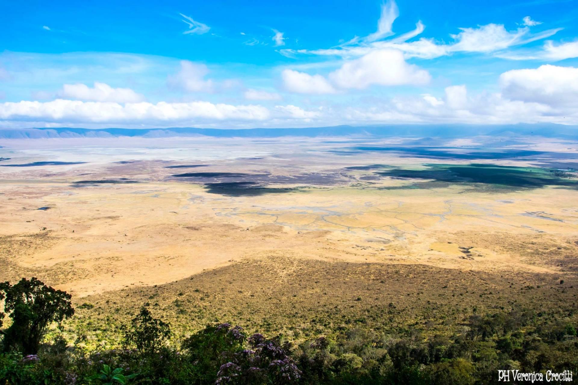 Ngorongoro Crater - Tanzania, Africa