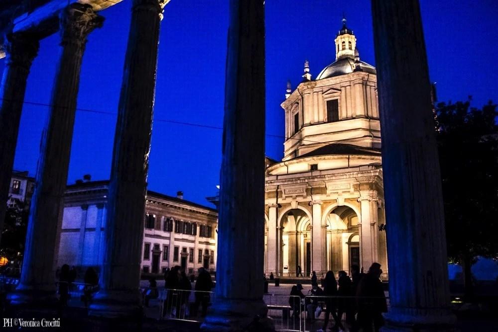 Colonne di San Lorenzo, Milano (Italia)