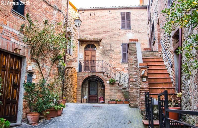 Monteleone d'Orvieto, Perugia (Umbria - Italia)