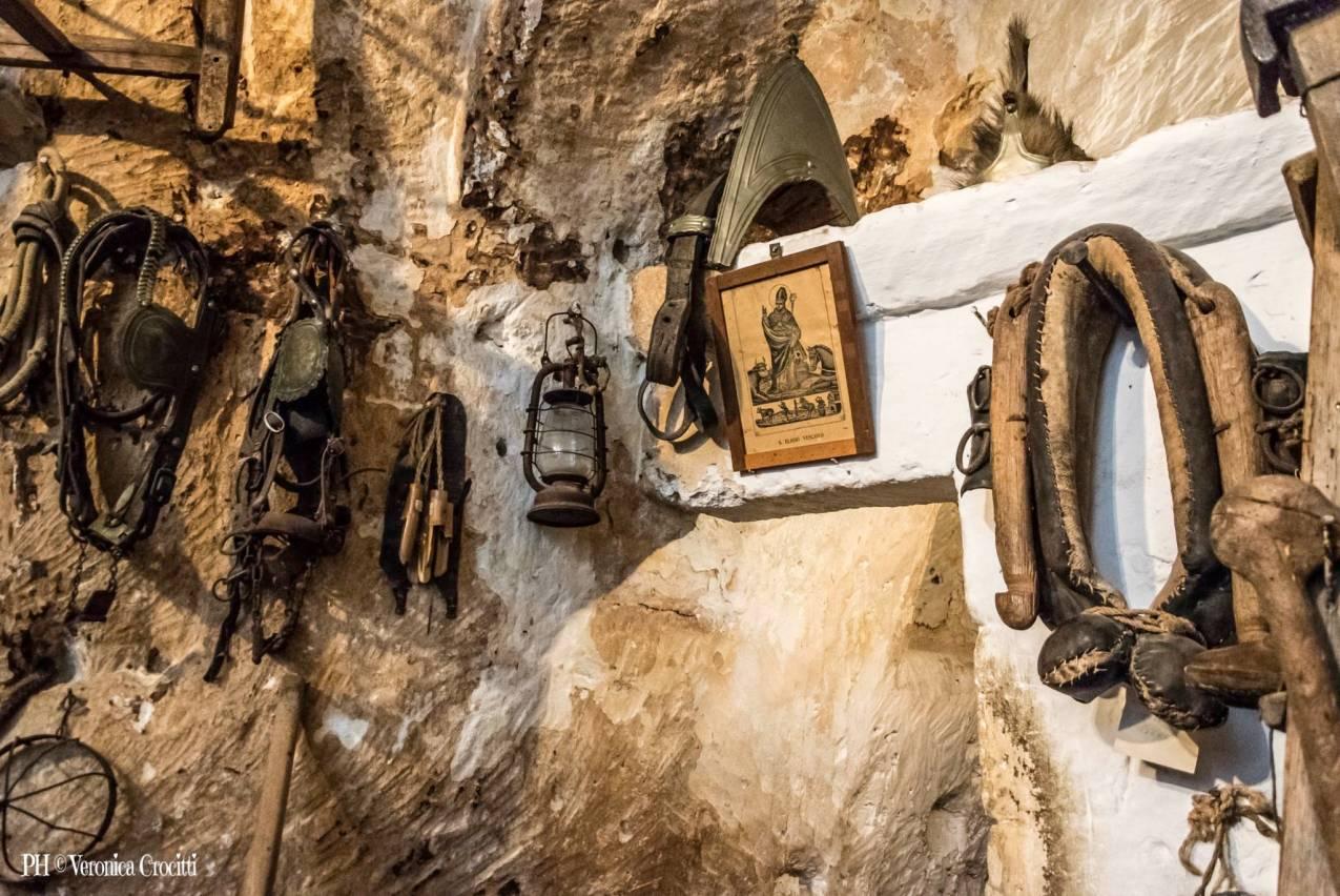 Casa Grotta di Vico Solitario. Matera, Città dei Sassi (Basilicata - Italia)