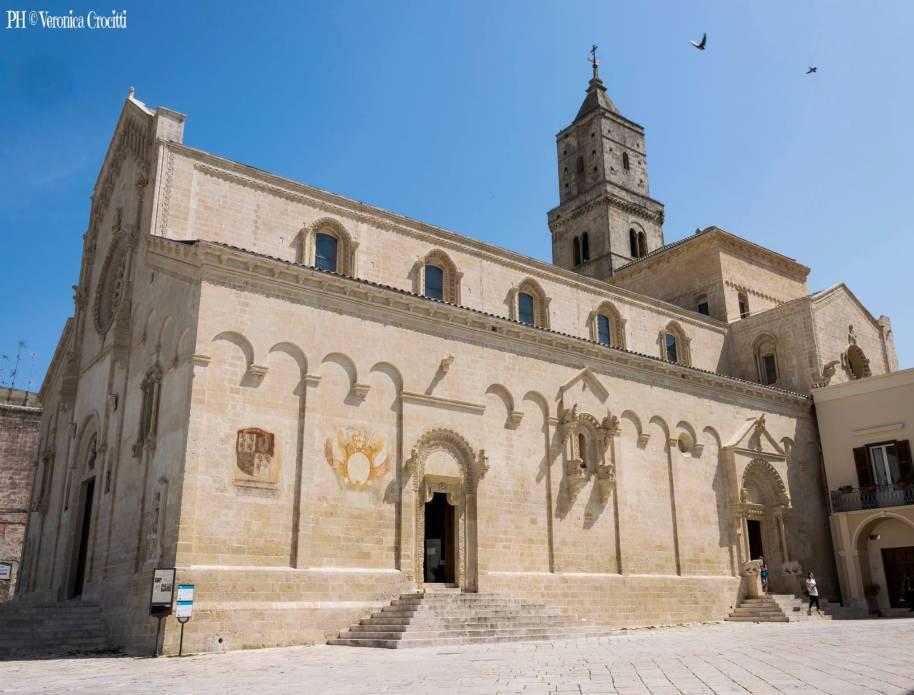 Duomo di Matera, Città dei Sassi (Basilicata - Italia)