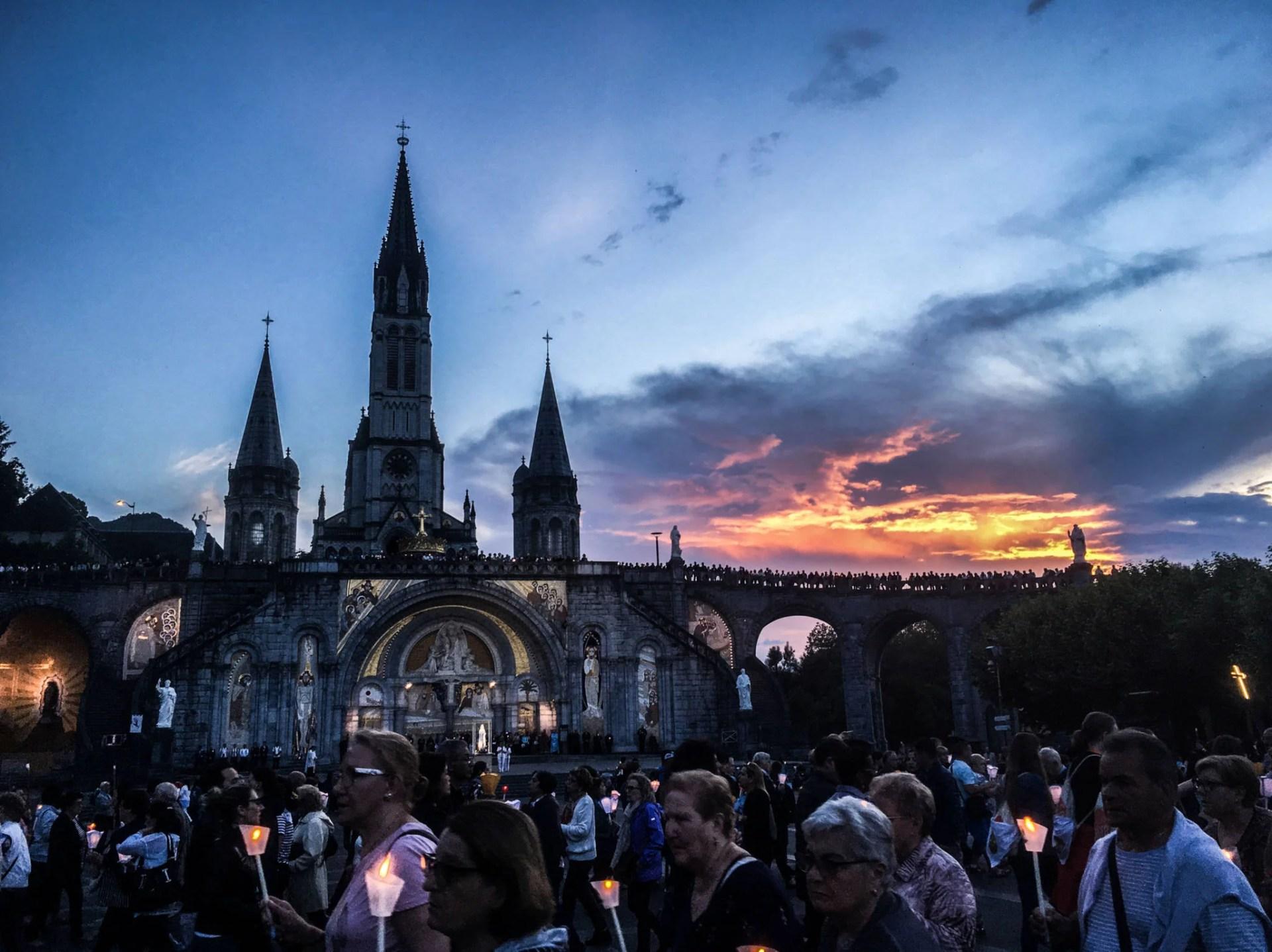 Santuario di Lourdes - Pellegrinaggio