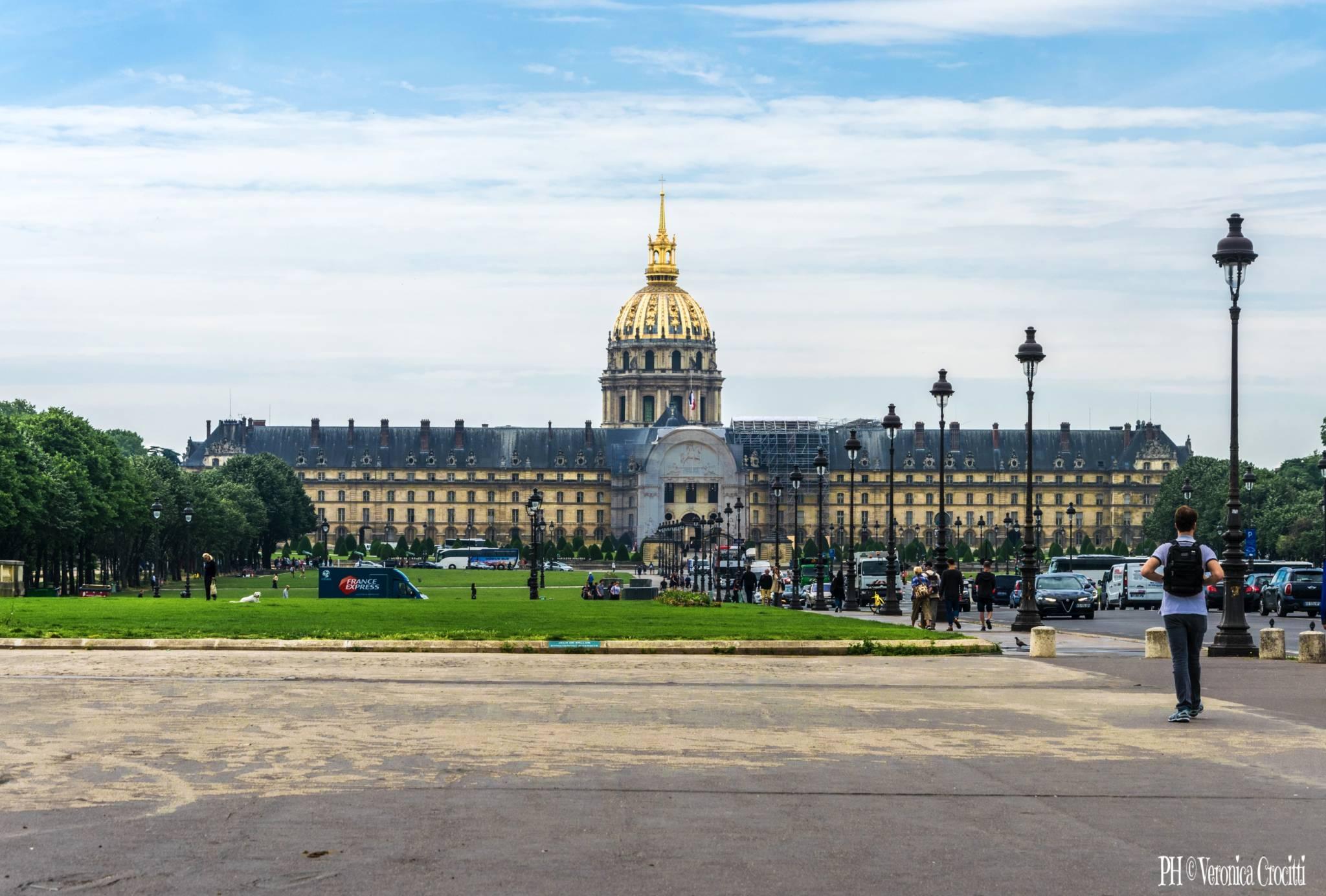 Hôtel des Invalides - Parigi, Francia
