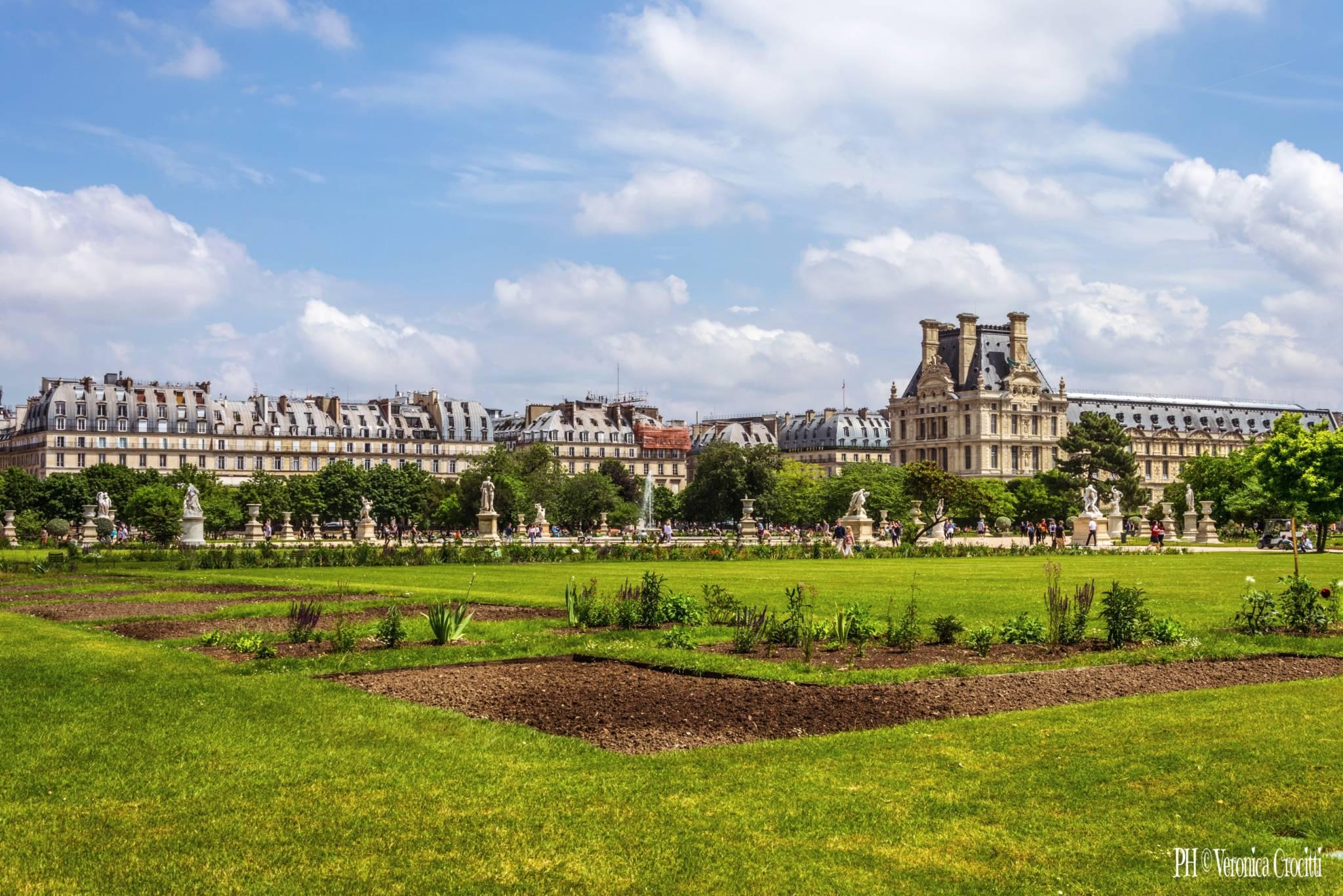Jardin des Tuileries- Parigi, Francia_3