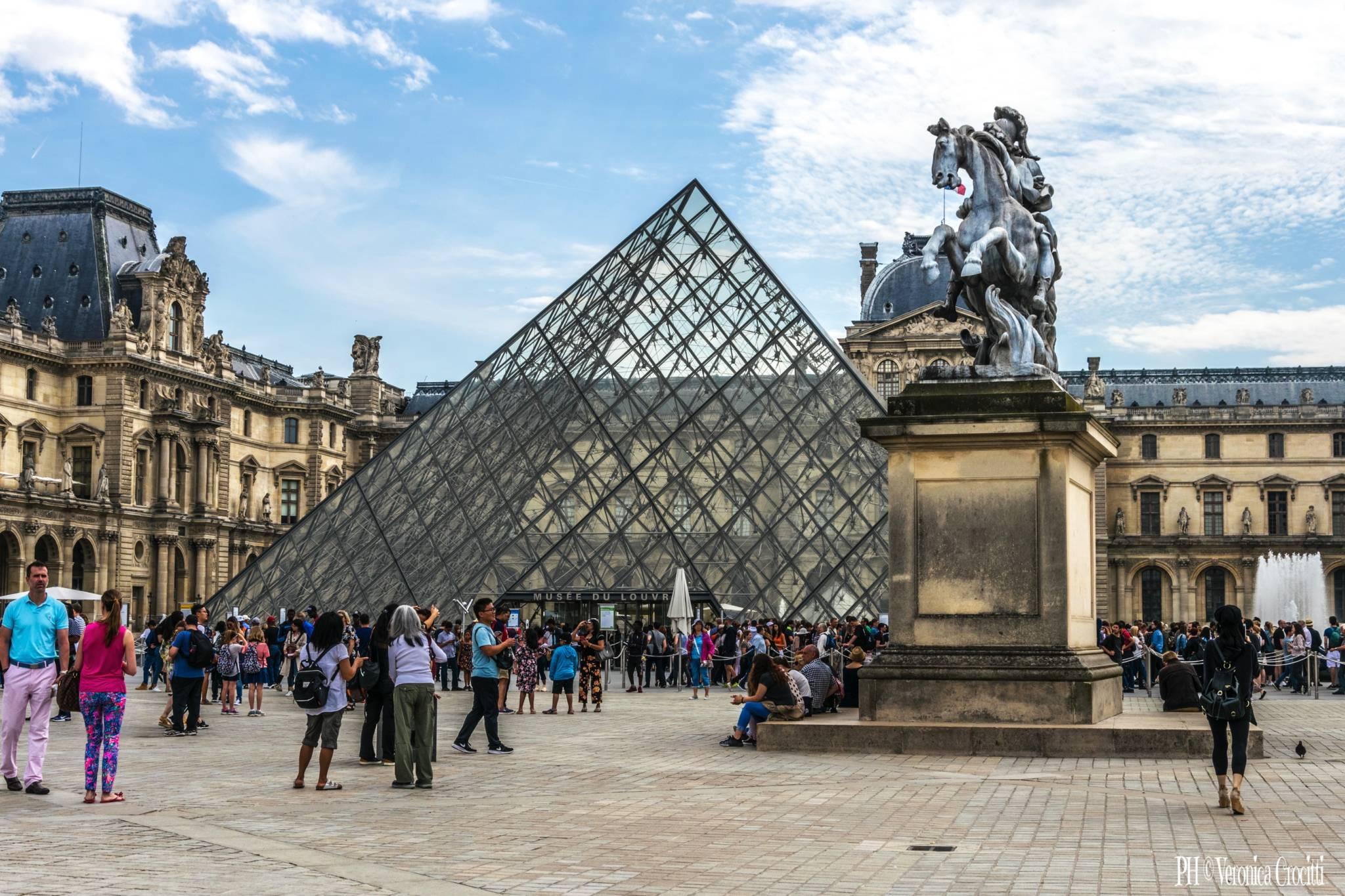 Musée du Louvre - Parigi, Francia
