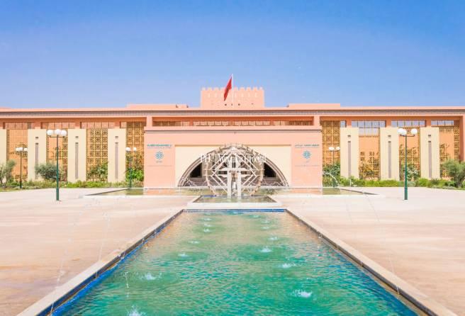 Musée de l'eau (Museo dell'Acqua), Marrakech - Marocco