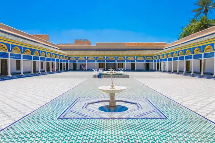 Palazzo El Bahia, Marrakech - Marocco _1