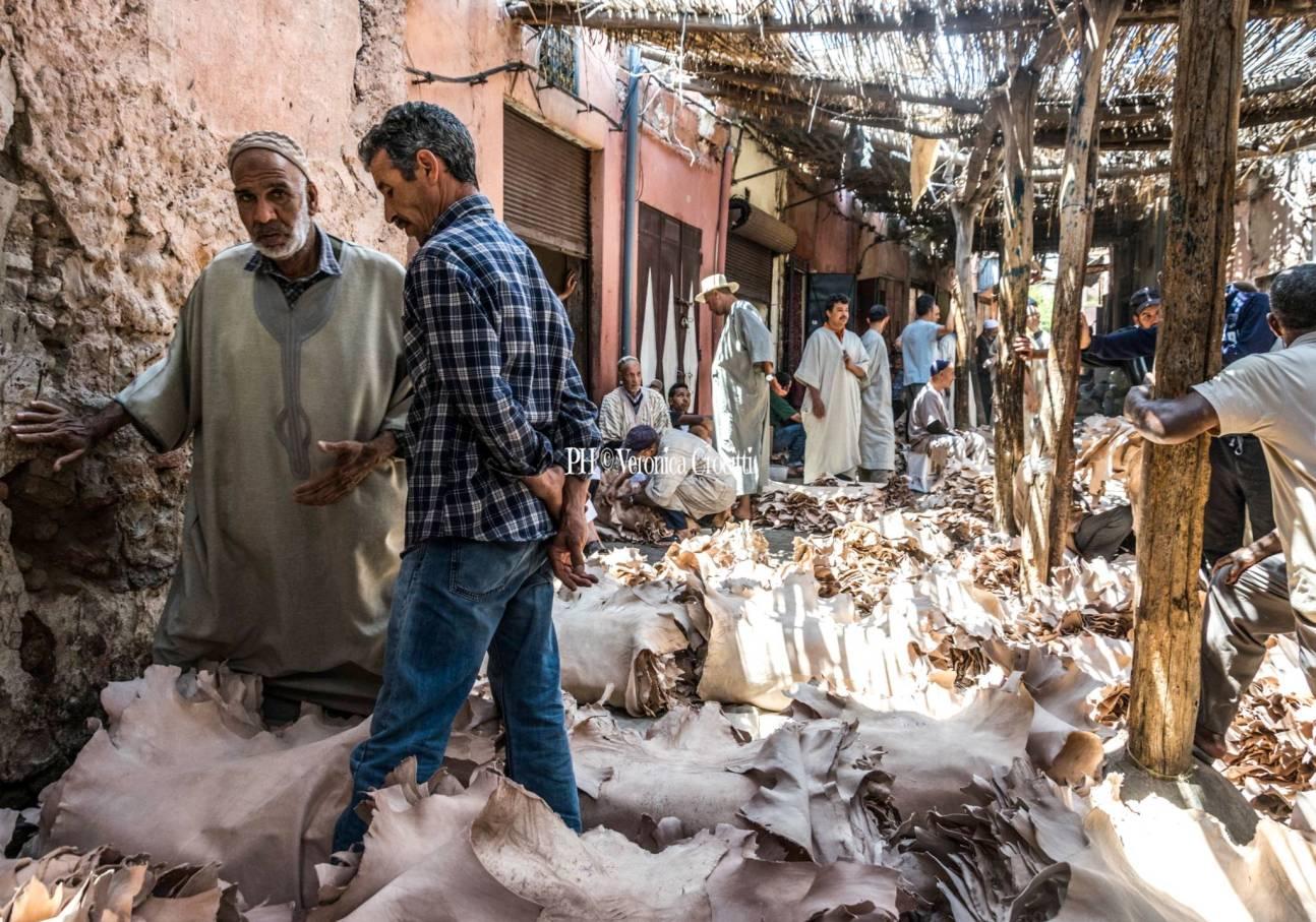 Souk, Marrakech - Marocco