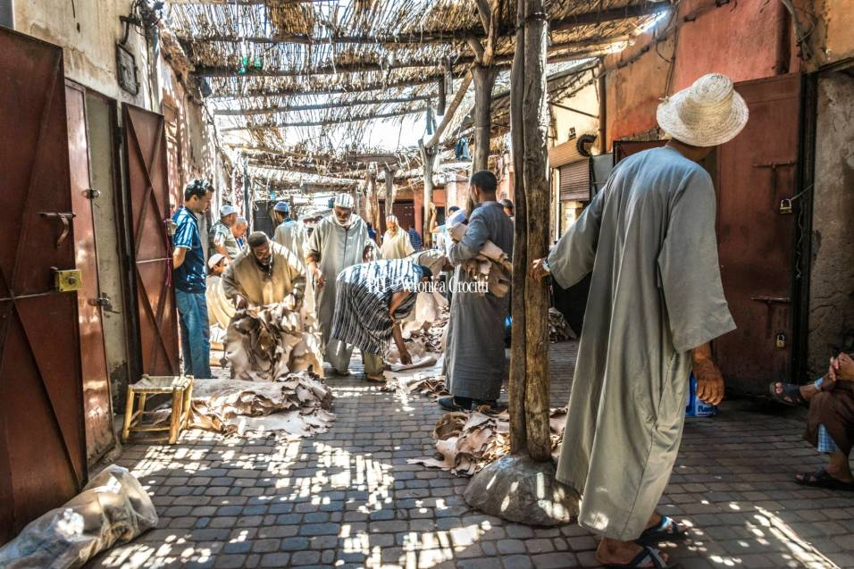 Souk, Marrakech - Marocco _1