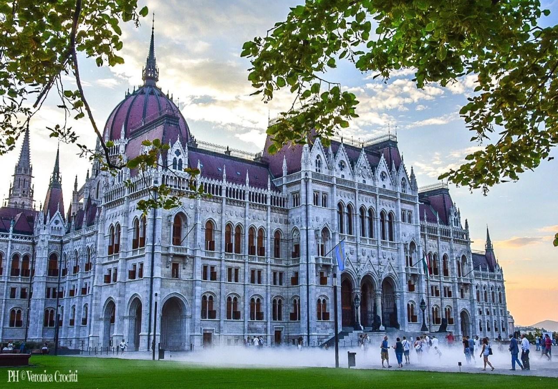 Parlamento - Budapest, Ungheria (Europa)