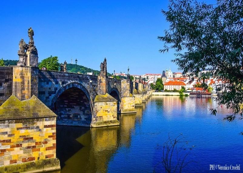 Ponte Carlo - Praga, Repubblica Ceca (Europa)