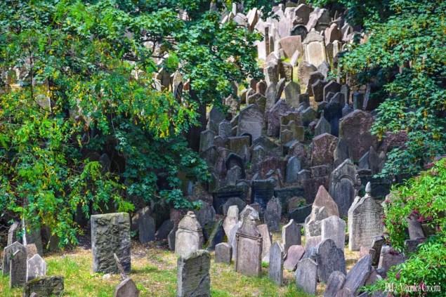 Cimitero Ebraico - Praga, Repubblica Ceca (Europa)