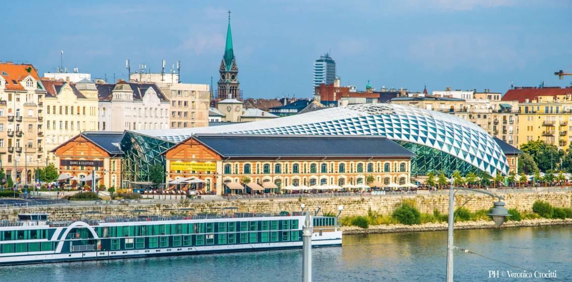 Mercato Centrale - Budapest, Ungheria (Europa)