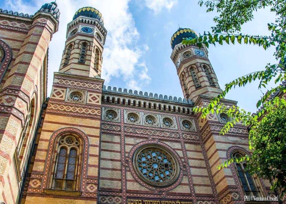 Sinagoga Grande - Budapest, Ungheria (Europa)