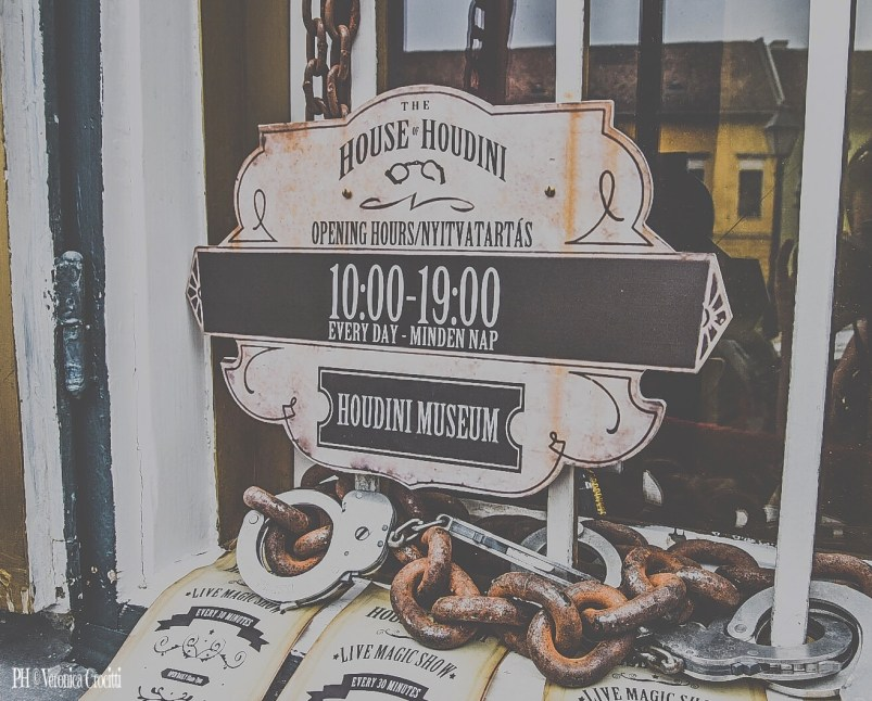 Casa Museo Houdini - Budapest, Ungheria (Europa)