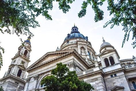 Basilica di Santo Stefano - Budapest, Ungheria (Europa)